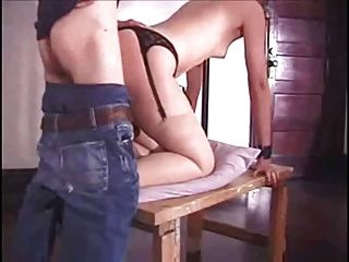 Bound Slut Take A Hard Anal Fuck