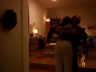 Elisha Cuthbert Gets Topless In He Was A Quiet Man
