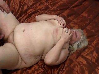 For Admirers Of The Fuller Figure- Mystery Blonde