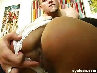A Good Fucking Is What This Horny Latina Needs