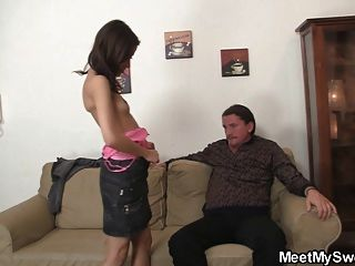 She Seduces His Father To Sex And His Mom Joins Them