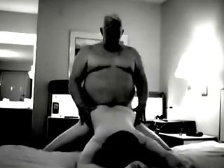 Grandpa Fuck In Hotel Room