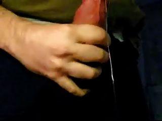 A Shitload Of Pre Cum