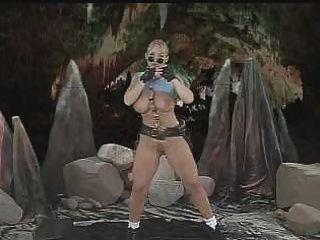 Danni Ashe Tomb Raider