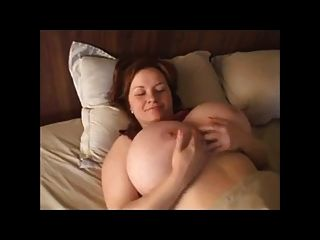 Bbw Milf Redhead With Huge Boobs