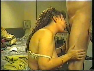 Skanky Granny With Saddlebag Tits