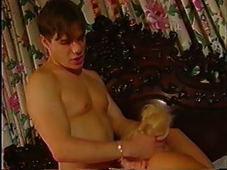 Shayla Laveaux Threesome In Flower Bedroom