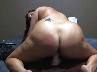 Doggy Style Squirting Bitch