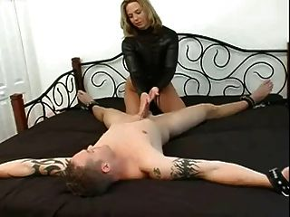 The Teasing Mistress