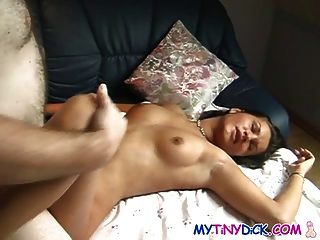 Hot Slut Gets Fucked By A Fat Dude