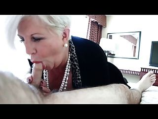 Crazy Granny Love To Suck