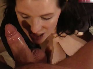 Little Cock Cums Big