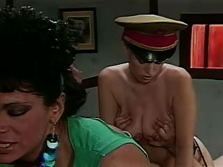 Vanessa Del Rio And Lois Ayres In A Threesome