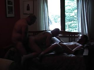 Guy Fucked By Two Kinky Men