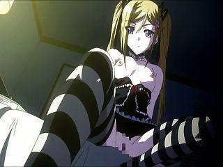 Anime Footjob