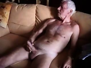 Hot Older Men Cumshot