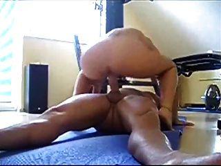 Hot Blonde Sucking And Fucking