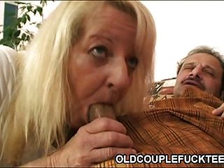 Old Couple Fucking Railway Slut