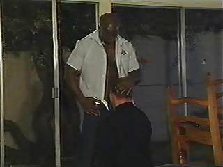 A White Thief Got What He Deserves
