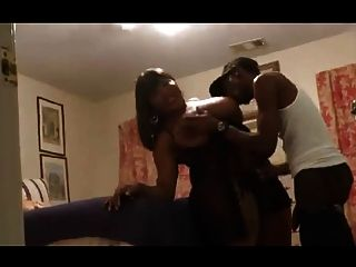 Fat Black Shemale Gets Rubbed Her Dick 10 Minute Long