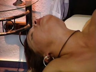 Pierced German Whore Anal Fucked...and She Swallow Sperm...