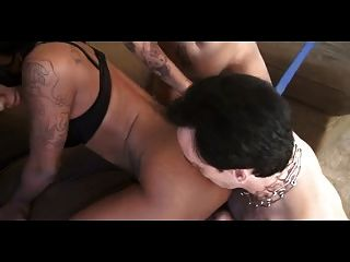 Black Girl Masters And White Boy Slaves 2