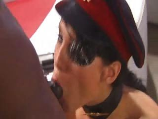 Victoria Sin Fetish Bitch On Hard Black Cock For Facial