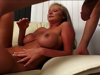 Blonde Milf Loves Cock Deep In Her Ass...usb