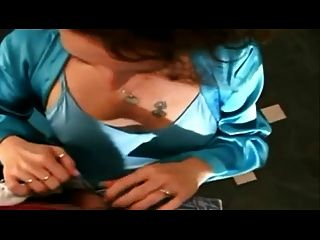 Cheating Wife Fulfills Her Fantasy !