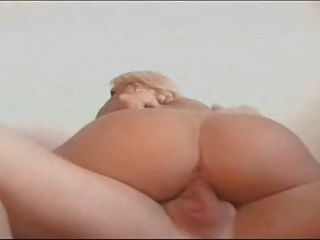 Blonde Girl With Braces Gets Creampied