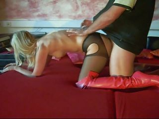 Blonde Fucks Her Boyfriend