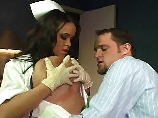 Big Tit Nurse Brandy Taylor