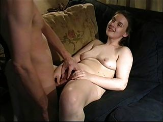 Amateur On Couch R72