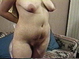 Sweet Hairy Chick Assfucked