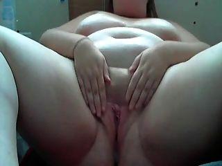 Fat Pussy Masterbating