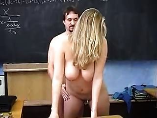 Busty College Baby Fucked In Classroom,by Blondelover.