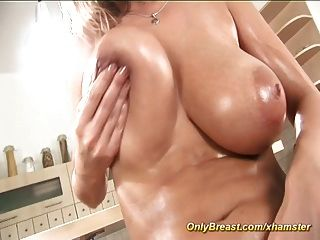 Monster Boobs Playing