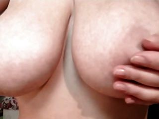 Amazing Big Boobs Girl Masturbates On Webcam