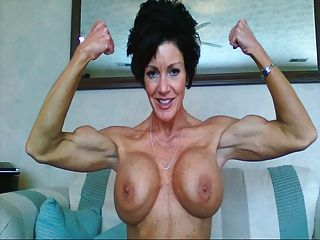 Biceps And Big Boobs