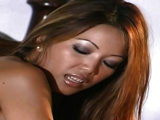 Asian Lesbian Strapon