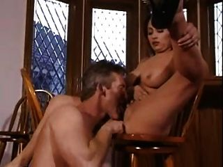 Dominique Bouche - Busty Latina Anal