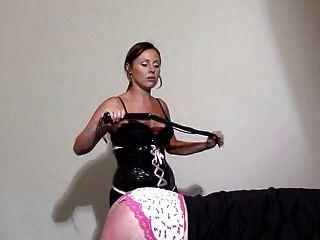 Mistress andrew black harsh whipping hard 2
