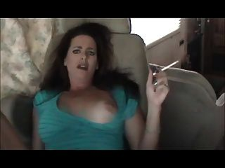 Hot Cougar Banging And Smoking 120s (rd. Ii)