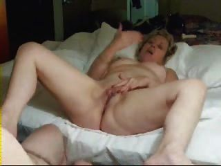 Having Fun With My Mature Bitch !!