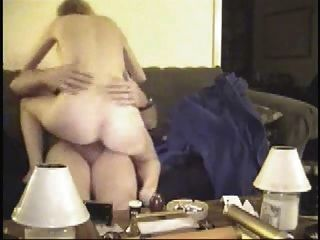 Mature Couple Sex On Couch-wear-tweed