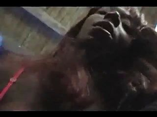 Black Big Cock Shemale Masturbate