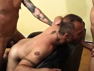 Daddies Fuck Raw