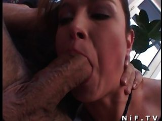 Young French Slut Deep Anal Fucked