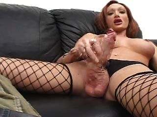 Huge Shemale Cock