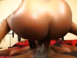 Sexy Young Black Girl Fuckin Huge Dick